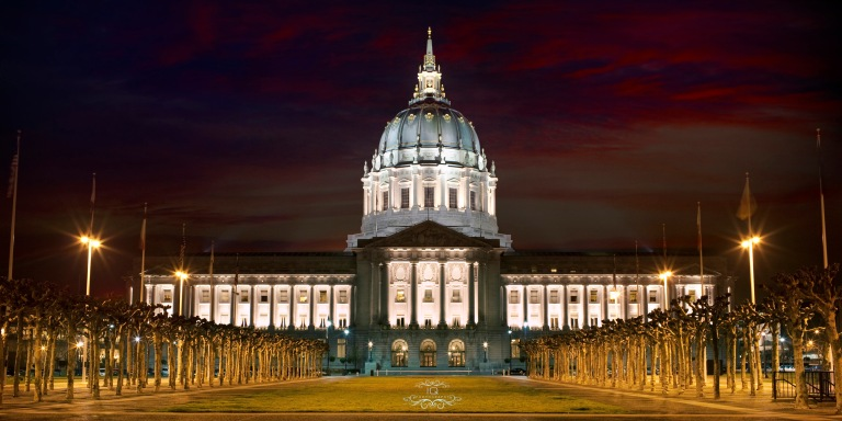 San_Francisco_City_Hall_by_IQphoto