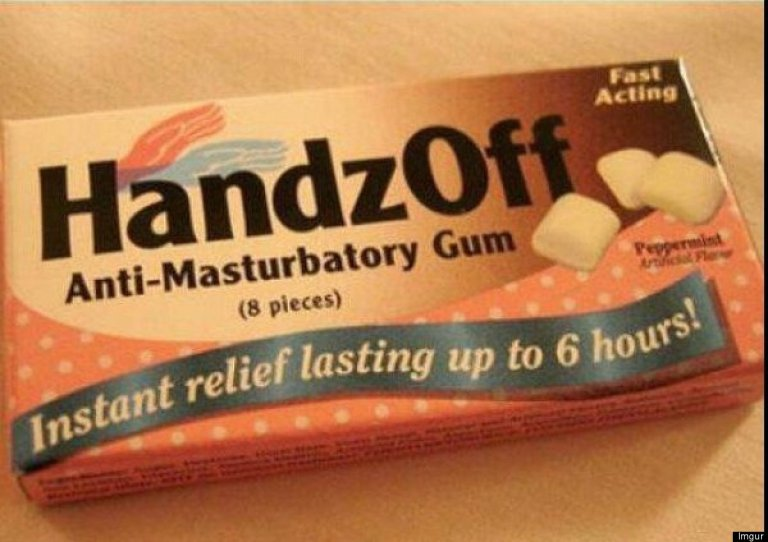 handz-off-anti-mastubatory-gum